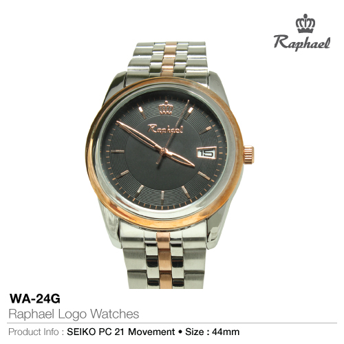 Raphael logo watches wa-24g
