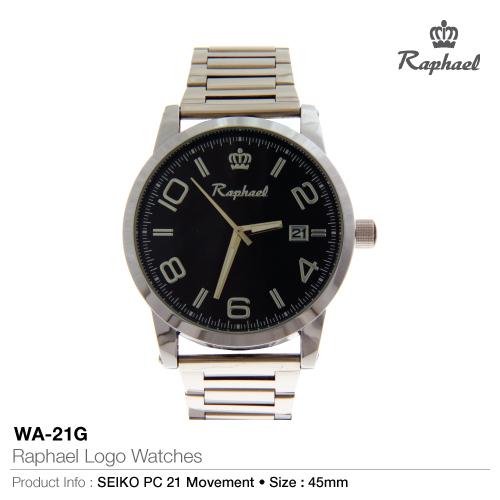 Raphael logo watches wa-21g