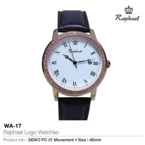 Raphael Logo Watches WA-17