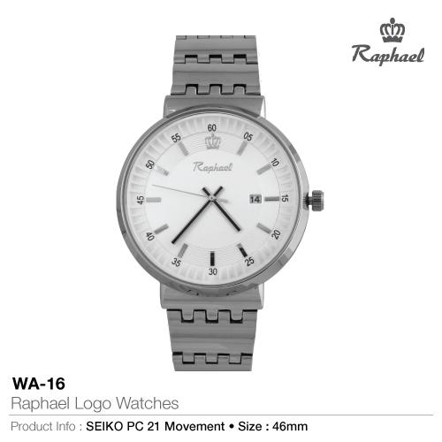 Raphael logo watches wa-16