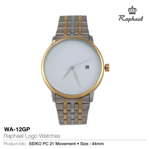Raphael logo watches wa-12gp