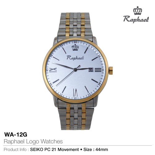 Raphael Logo Watches WA-12G_2