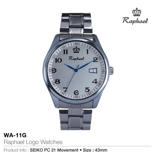 Raphael logo watches wa-11g