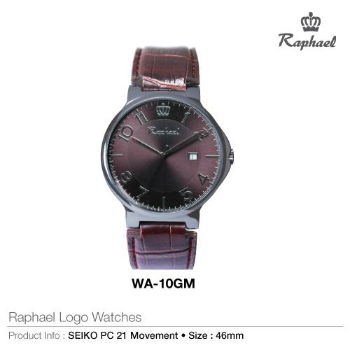 Raphael logo watches wa-10gm