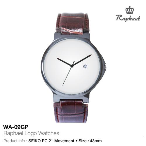 Raphael logo watches wa-09gp