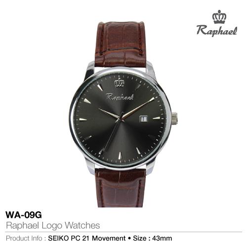 Raphael logo watches wa-09g