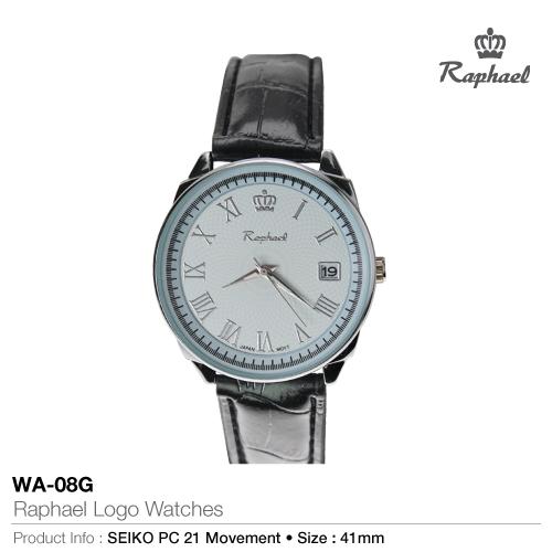 Raphael logo watches wa-08g