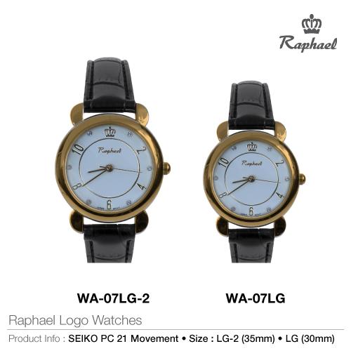 Raphael Logo Watches WA-07LG