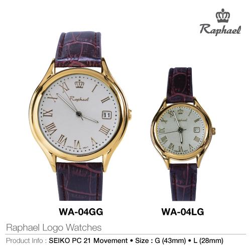 Raphael Logo Watches WA-04G_2