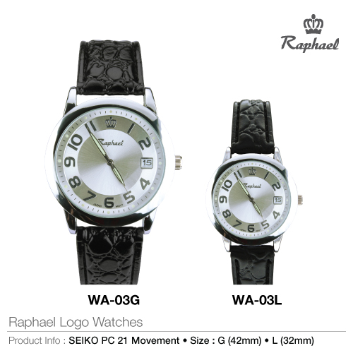 Raphael Logo Watches WA-03