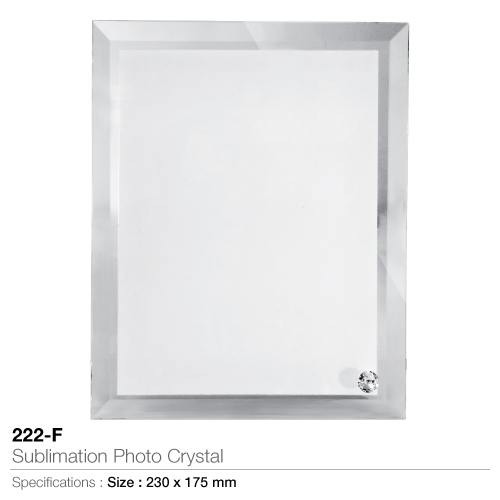 Sublimation Photo Crystal- 222-F_2