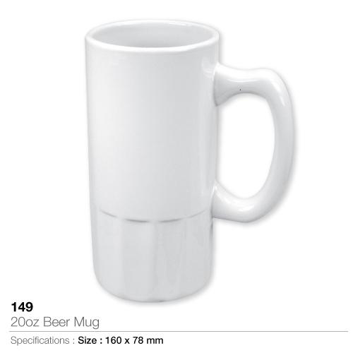 20oz beer mug- 149