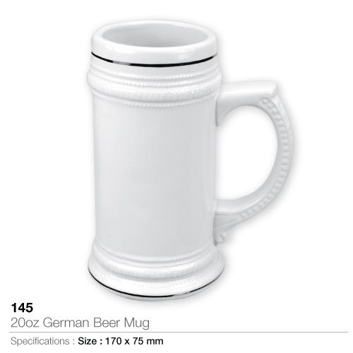 20oz german beer mug- 145