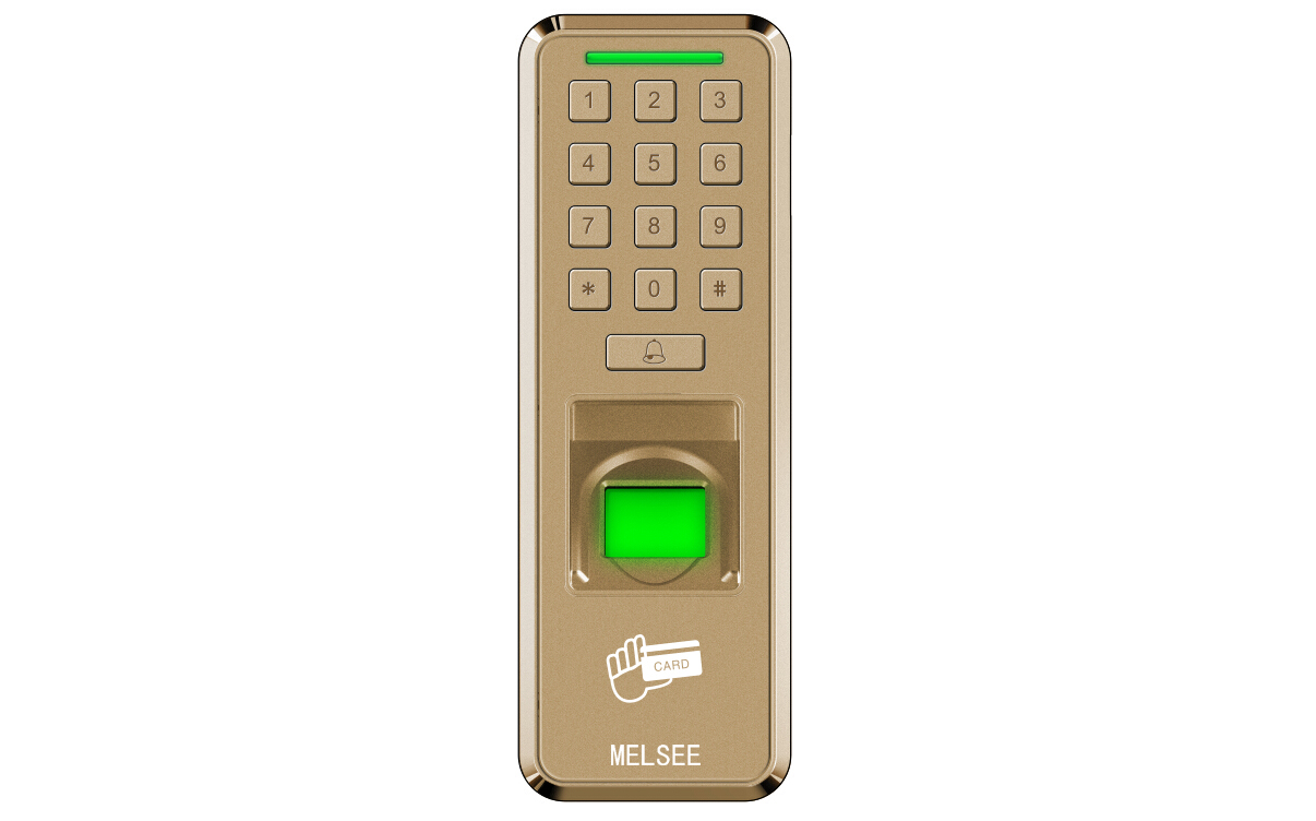 4 in 1 fingerprint access control - ms a20