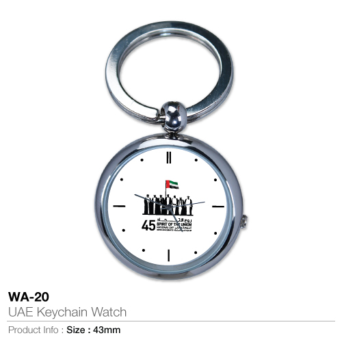 Uae keychain watch - wa-20
