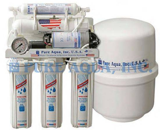 Water filter - drinking water purifier