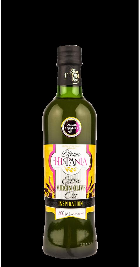 Oleum Hispania  - Inspiration Extra Virgin Olive Oil 0.50 L_2