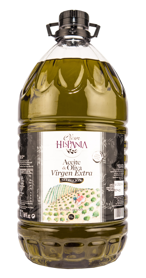 Oleum Hispania - Selection Extra Virgin Olive Oil 5L_2