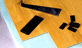 Arnon parquet underlay