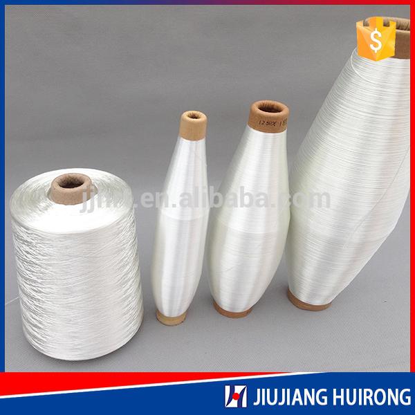 Coated fiberglass yarn ec9 68x1z40 tex ecg75 1-0 count