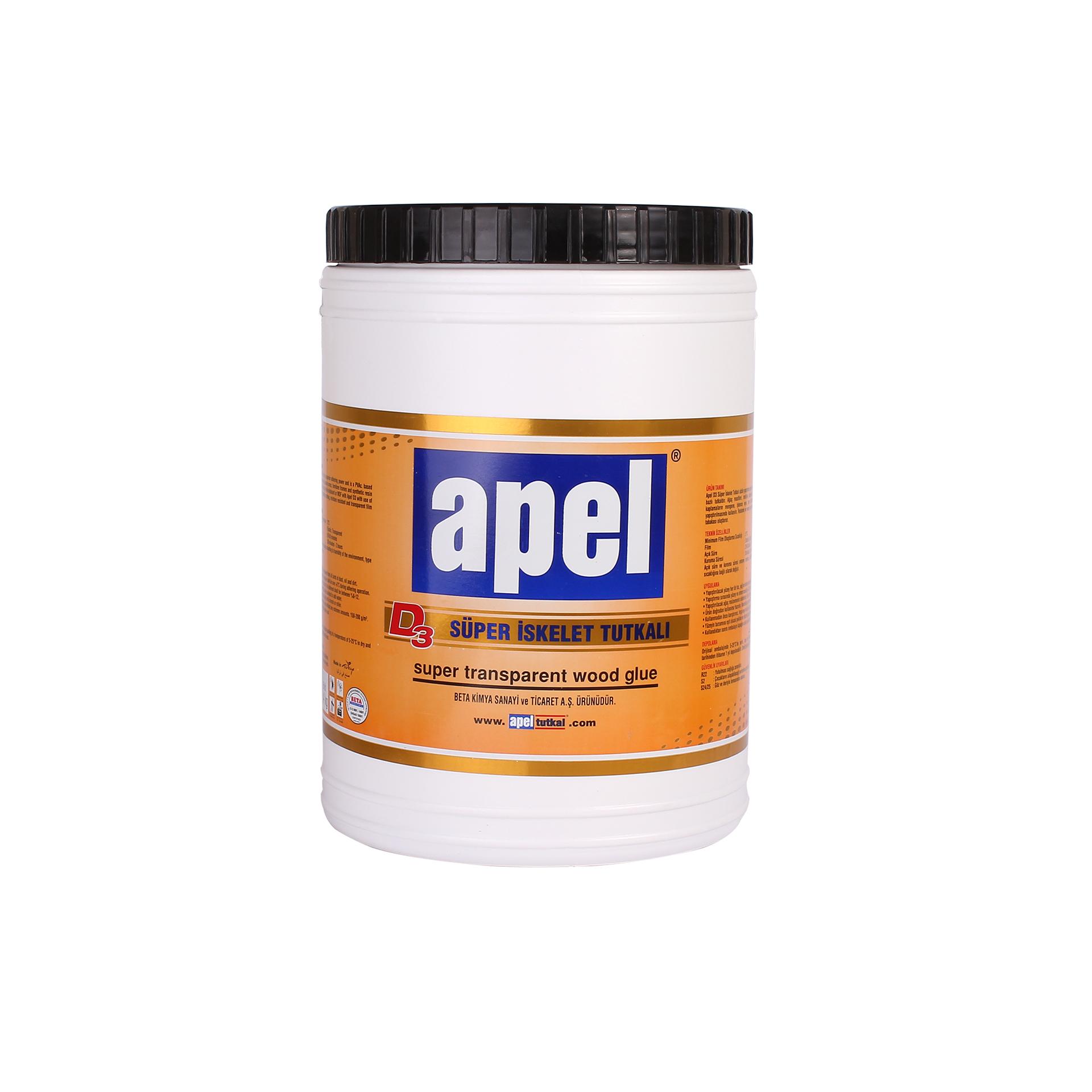 APEL D3 Super Transparent Wood Glue_2