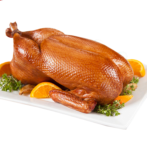 Fresh whole pekin duck