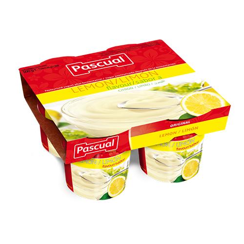 Pascual Flavours Lemon_2