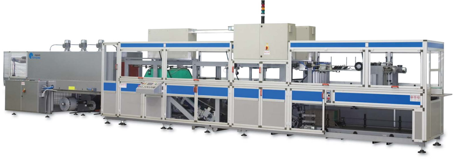 Shrink Wrapping machine_2