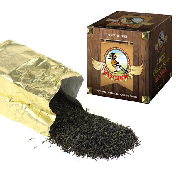 HOOPOE 41022 Chinese Green Tea Chunmee_2