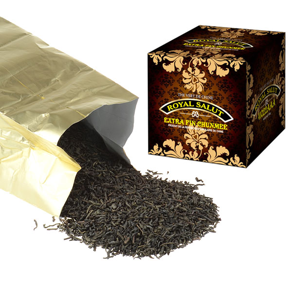 ROYAL SALUT 41022AAAAA Chinese Green Tea_2