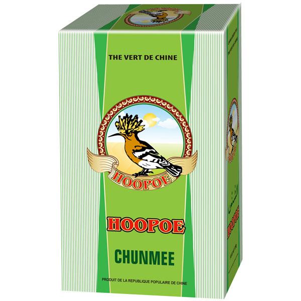 HOOPOE 9367 Chinese Green Tea Chunmee_2