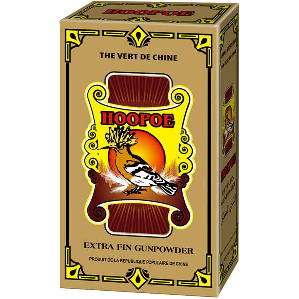 HOOPOE 3503 China Green Tea Gunpowder_2