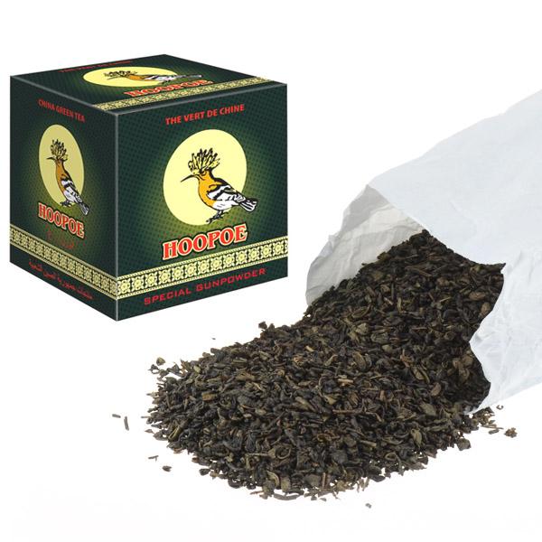HOOPOE 3505C Chinese Green Tea Gunpowder_2