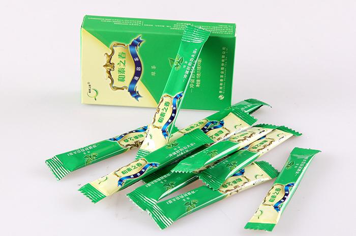 Instant tea green tea_2