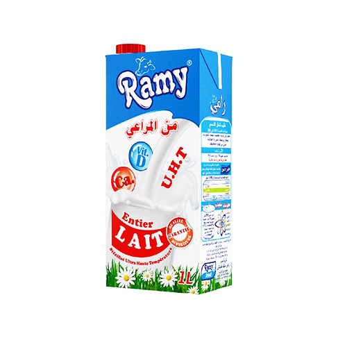 Ramy whole milk