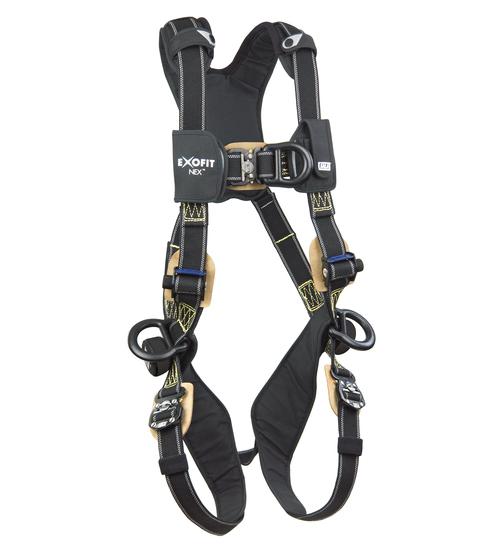 113333 arc flash climbing harness