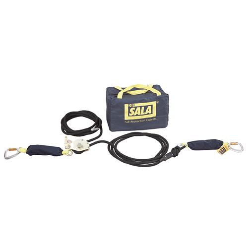 2200400 sayfline horizontal lifeline system for use with mobi-lok vacuum anchors