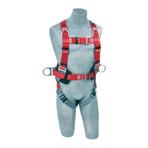 Ab10535 pro line climbing harness