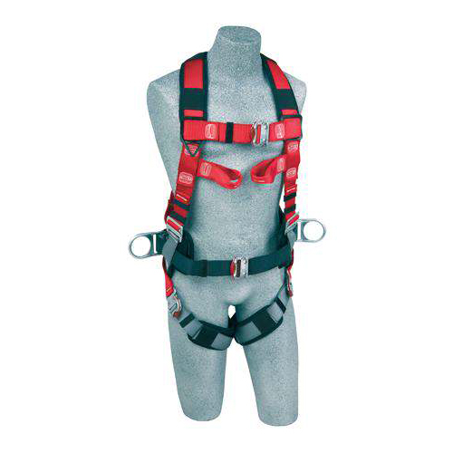 Ab260136 industrial harness with comfort padding & belt
