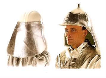 Jutec universal helmet and neck protection