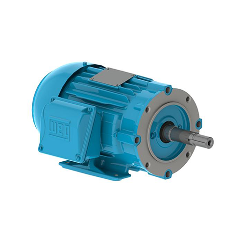 Close coupled pump: three-phase - w22